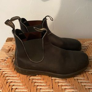 MEN'S ORIGINALS 500 CHELSEA BOOTS Black, #510